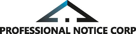 Professional Notice Corporation logo for Retina Default.